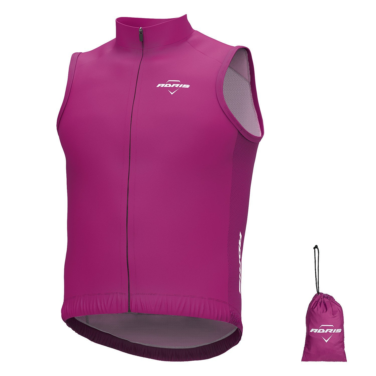 GILET ADRIS LIGHT WIND PURPLE
