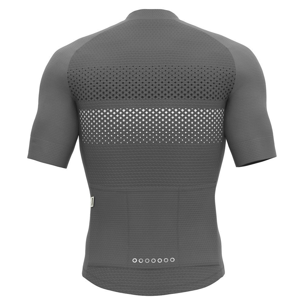 MAILLOT MANCHES COURTES FIRSTLINE GREY